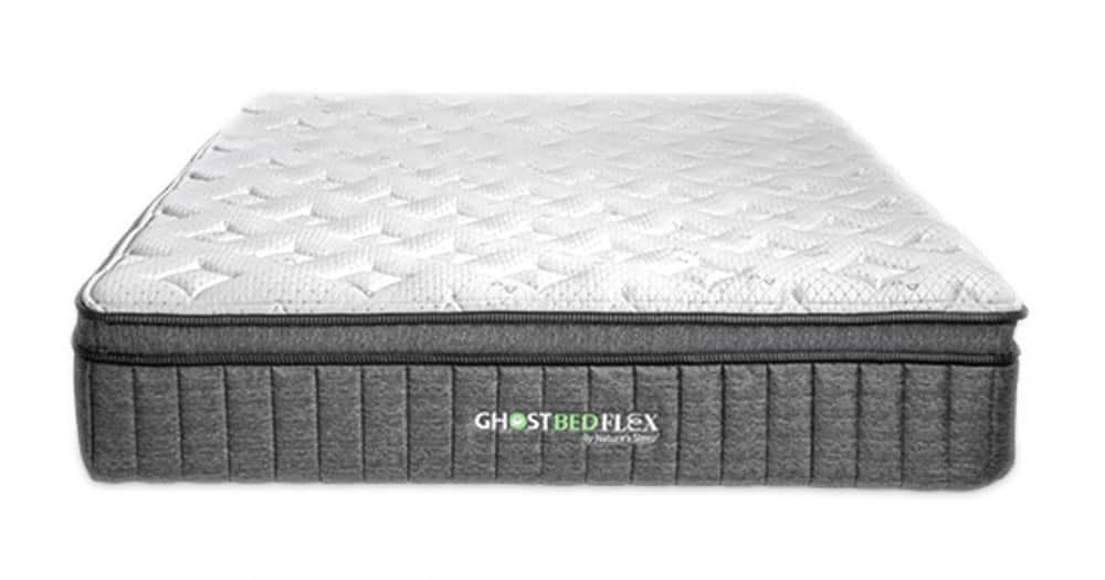 Composite materials of a mattress