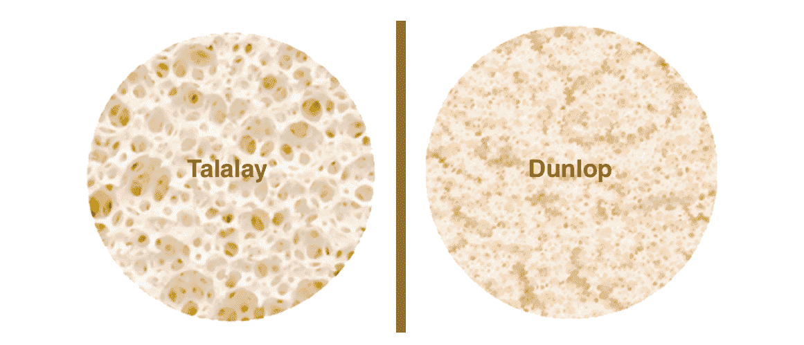 Dunlop-Talalay-Latex-mattress